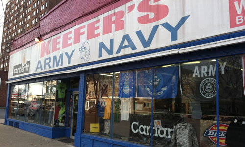 Keefer's Army & Navy